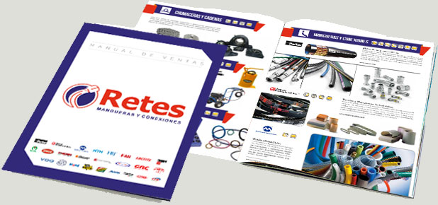 Retes Folleto Brochure